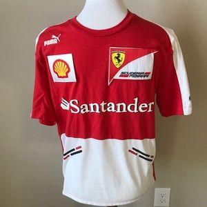 Puma Scuderia Ferrari shirt